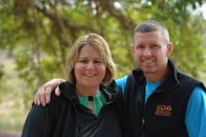 Matt and Heidi Dorner